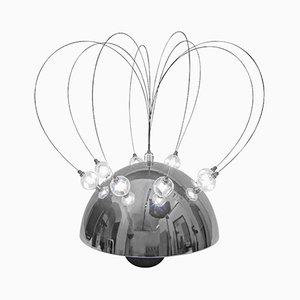 Lámpara de pie Half Apus de Duccio Trassinelli para Gruppo Arditi, 1973