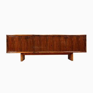 Credenza GR75 vintage in palissandro di Gordon Russell, 1975