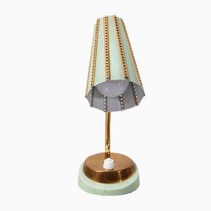 Petite Lampe de Bureau en Laiton, 1970s