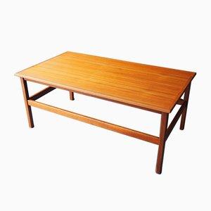 Grande Table Basse Mid Century en Teck