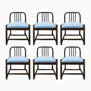 Chaises de McGuire, 1970s, Set de 6