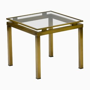 Vintage Belgian Coffee Table from Belgo Chrom