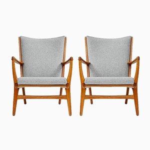 AP-16 Stühle von Hans Wegner für A.P. Stolen, 1952, 2er Set