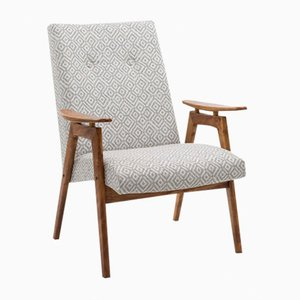Vintage Model 6950 Chair by J. Smidek for TON