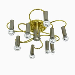 Chandelier from Honsel, 1980s