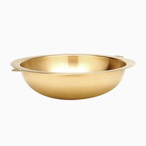 C2 Brass Bowl by Grace Souky