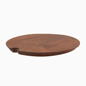 Medium Walnut S2 Serving Board by Grace Souky