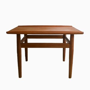 Teak Coffee Table by Grete Jalk for Glostrup, 1960s
