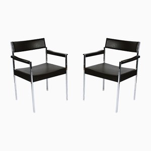 Mid-Century Armchairs from Girsberger-Eurochair, 1960s, Set of 2