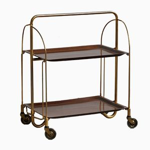 Mid-Century German Serving Trolley