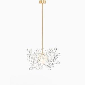 Lámpara de araña Bubble de Simone Crestani