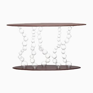 Table Console Eterea par Simone Crestani