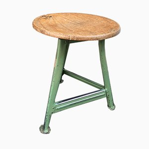 Industrial Stool, 1950s