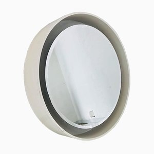 Backlit Space Age Mirror, 1970s