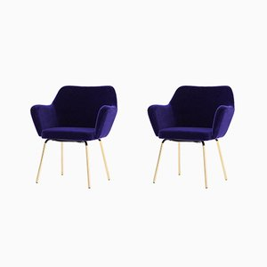 Airone Stühle von Gio Ponti für Arflex, 1950er, 2er Set