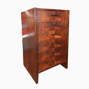 Rosewood Chest of Drawers from Andreas Hansen, 1960s