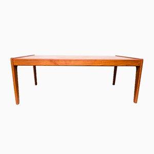 Table Basse en Teck par Arne Wahl Iversen pour Komfort, 1960s