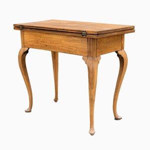 Mesa para juegos sueca antigua, siglo XVIII