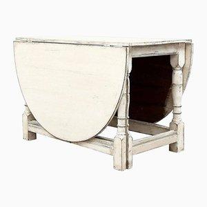 Mesa de tapa abatible sueca, siglo XIX
