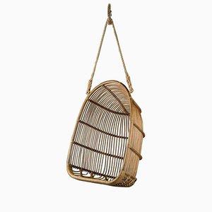 Lampe à Suspension Seat de Sika Design, Danemark, 1950s