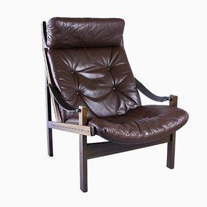 Hunter Chair von Torbjørn Afdal für Bruksbo, 1960er
