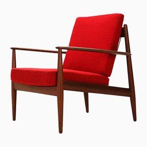 Modell 118 Sessel von Grete Jalk für France & Daverkosen, 1950er