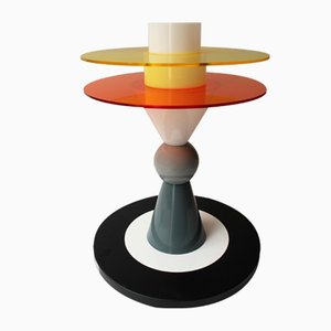 Bay Lamp by Ettore Sottsass for Memphis, 1983