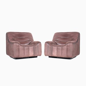 Model DS84 Club Chairs from de Sede, 1970s, Set of 2