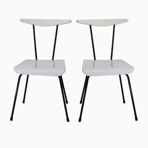 Dress Boy Chairs by Wim Rietveld for Auping, 1950s, Set of 2