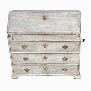 Antique Gustavian Writer's Bureau, 1840s