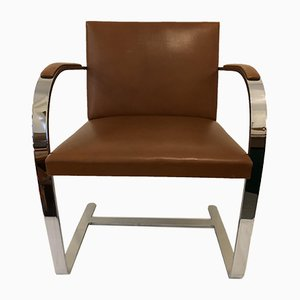 Brno Chair by Ludwig Mies van der Rohe for Knoll, 1970s