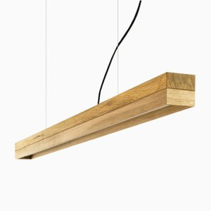 [C1o] Oak Pendant Light by Stefan Gant for GANTlights