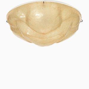 Lámpara de techo Antroposófica de Walter Keller, años 70