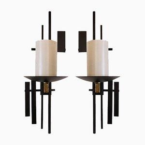 Sconces, 1950s, Set de 2