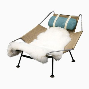 Flag Halyard Armchair by Hans J. Wegner for Getama