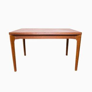 Teak Dining Table by Henning Kjaernulf for Vejle Møbelfabrik, 1960s
