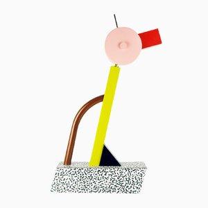 Lampe de Bureau Tahiti par Ettore Sottsass pour Memphis, 1981