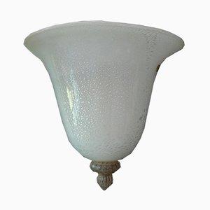 Lámpara de pared de Barovier & Toso, años 80