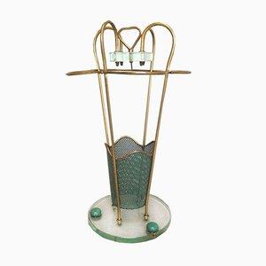 Italienischer Schirmständer von Cesare Lacca für Fontana Arte, 1930er