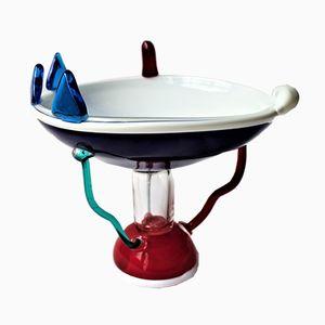 Sol Vase von Ettore Sottsass für Memphis, 1982