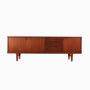 Danish Teak Sideboard by Henning Kajernulf for Vejle Mobelfabrik, 1970s