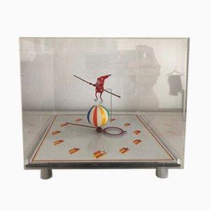 Horloge de Lorenz Action Art, 1980s