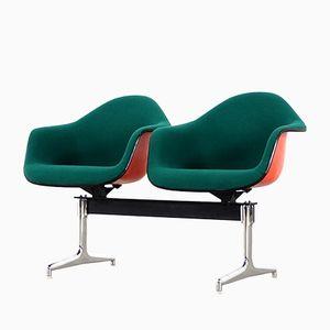 Banc ou Assises Tandem par Charles & Ray Eames pour Herman Miller, 1960s