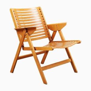 Rex Folding Chair by Niko Kralj for Impakta Les, 1950s