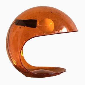 Lámpara de mesa modelo Foglia de Martinelli Luce, años 60