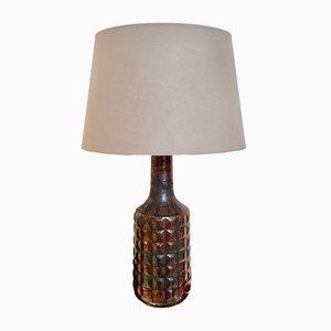 Vintage Danish Ceramic Table Lamp from Desiree Stentoj