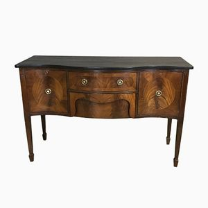 Englisches Vintage Mahagoni Sideboard