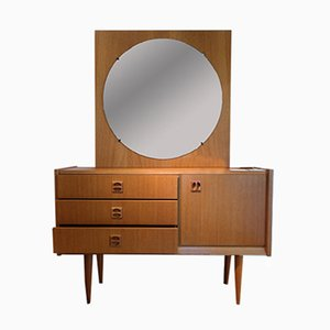 Mid-Century Scandinavian Style Dressing Table