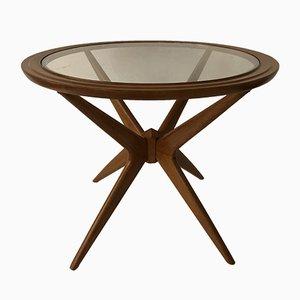 Tavolino da caffè Sputnik vintage
