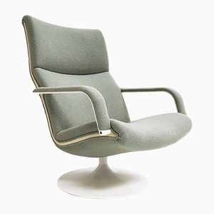F142 Lounge Chair by Geoffrey Harcourt for Artifort, 1970s